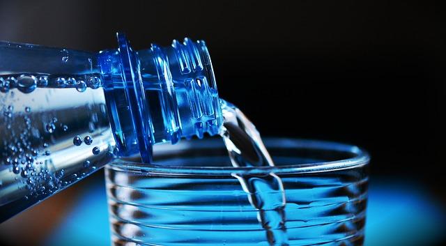 voda z lahve