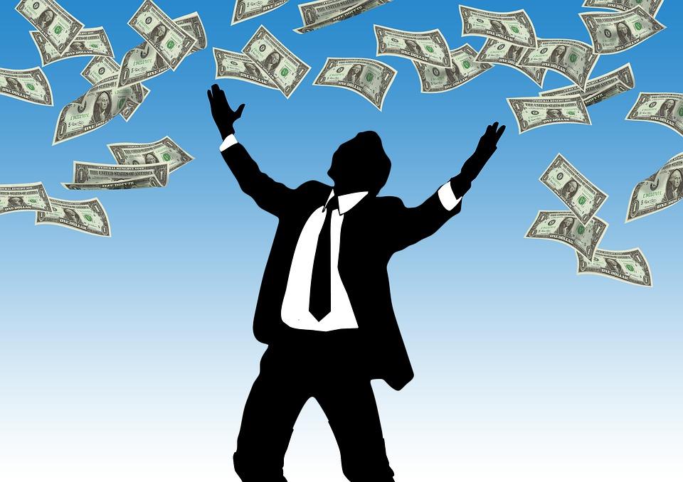rozhazování peněz